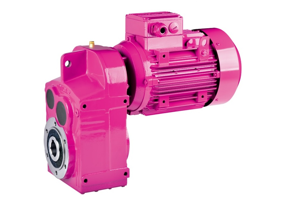 YILMAZ D-SERIES PARALLEL SHAFT