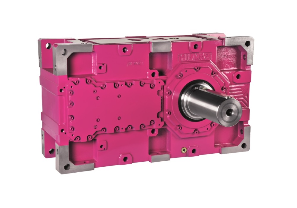 H Series - Heavy Duty Gearboxes