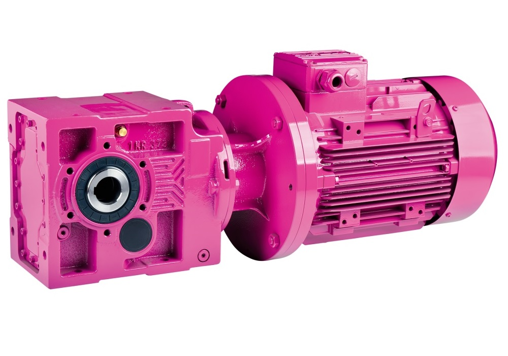 K Series – Bevel Helical Gearboxes
