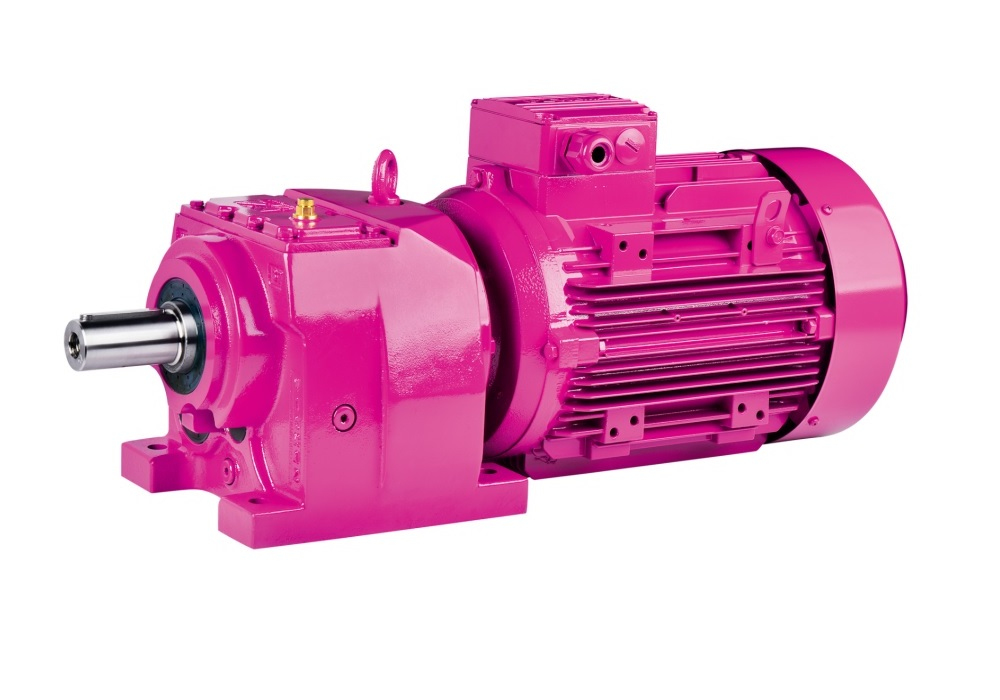 M-Series Inline Helical Gearbox