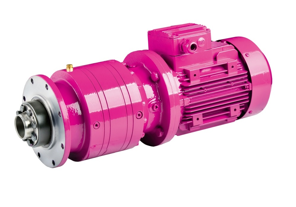 P Series - Planetary Gearboxes