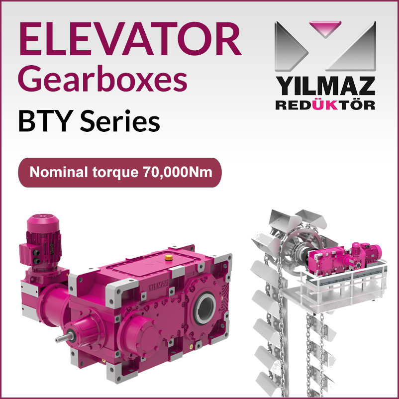 Elevator Gearboxes