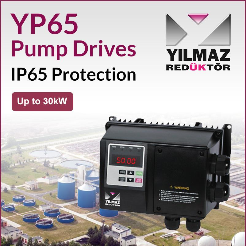 YP65 Pump Drives