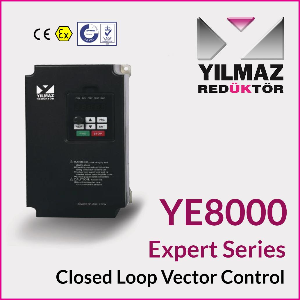 YE8000 Expert Drive